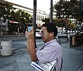 Office Worker Taking Photos In Santa Monica (84226115).jpeg