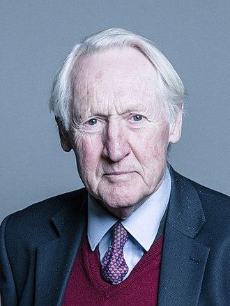 James Douglas-Hamilton, Baron Selkirk of Douglas - Image: Official portrait of Lord Selkirk of Douglas crop 2