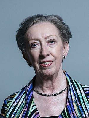 Margaret Beckett - Image: Official portrait of Margaret Beckett crop 2
