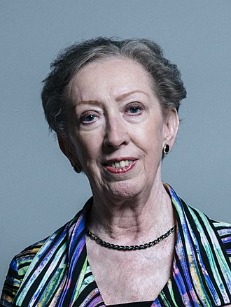 Speaker of the British House of Commons election, 2009 - Image: Official portrait of Margaret Beckett crop 2