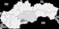 Okres Krupina - Sudovce (mapa).png