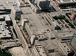 Old Chicago Main Post Office viewed from the Willis Tower in 2010.jpg