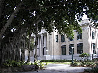 Old Lee County Courthouse banyan.jpg