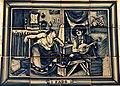Old Portuguese Tiles O Fado (2861589727).jpg