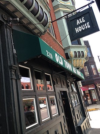 Old Town Ale House, Chicago - Wikipedia