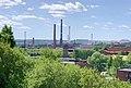 Old water tower in Izhevsk.jpg