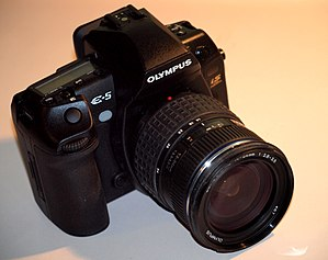 Olympus E-5 - Image: Olympus E5