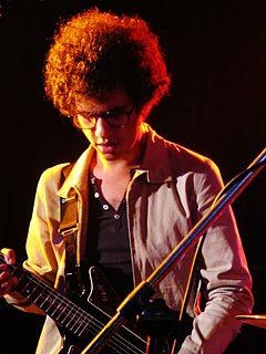 Omar Rodríguez-López American guitarist, songwriter, producer, and filmmaker