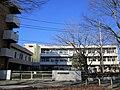 Ome city Kasumidai Junior High School.jpg