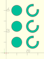 OpenSCAD svg-import circles-and-arcs (OpenSCAD).png