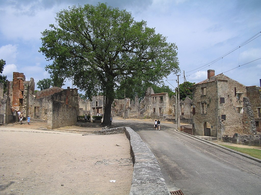 Image illustrative de l'article Massacre d'Oradour-sur-Glane