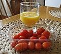 Orange Juice and Baby Plum Tomatoes 64 365 (39920791914).jpg