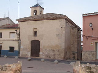 Oratory of the Borgias Church in Canals , Spain
