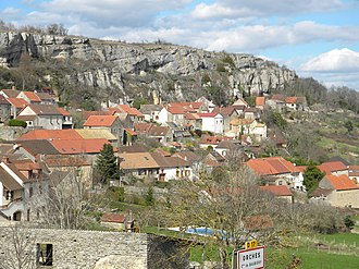 Baubigny, Côte-d'Or - The hamlet of Orches in the commune