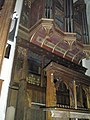 Organ within St Nicholas, Chawton - geograph.org.uk - 936524.jpg