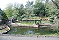 Ornamental pond in Cheddar - geograph.org.uk - 401994.jpg