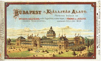 Christian Ulrich - Palace of Industry from 1885