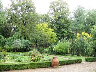 Orto Botanico di Firenze - General view