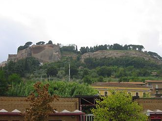 Orvieto - The site of Orvieto was once an Etruscan acropolis.