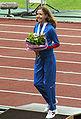Osaka07 D7A Olga Kaniskina Medal.jpg