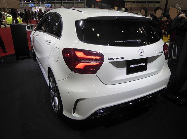 Mercedes-AMG A 45 (W176)