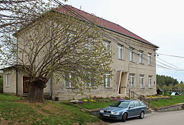Ostředek, municipal office.jpg