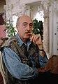 Otar Ioseliani Venice Film Festival 1989.jpg