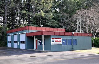 Otter Rock, Oregon Unincorporated community in Oregon, United States