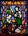Our Lady's Island Church of the Assumption West Aisle Window Nativity 2010 09 26.jpg