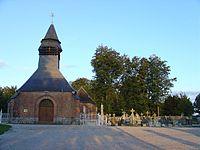 Ouville L'Abbaye - Church.jpg