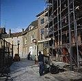 Overzicht van de voorgevels, tijdens de restauratie van Boomstraat 39 - Dordrecht - 20379310 - RCE.jpg