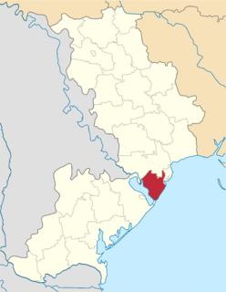 Ovidiopol Raion Raion in Odessa Oblast, Ukraine