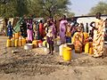 Oxfam is repairing damaged boreholes like this one in Lankien, South Sudan (16283535233).jpg