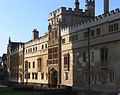 Oxford - Brasenose College - facade Radcliff College.jpg