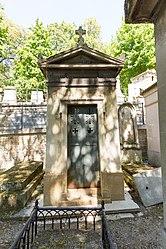 Tomb of Claude Ambroise Régnier