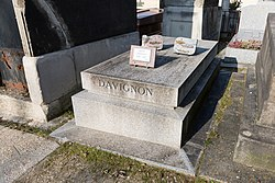 Tomb of Davignon