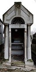 Tomb of Alexandre Cohen
