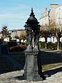 Périgueux place Louis-Magne fontaine Wallace.JPG