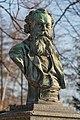 Pörtschach Johannes-Brahms-Promenade Ernst Wahliss-Büste 14122015 2514.jpg