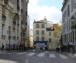 Image illustrative de l'article Rue Girardon