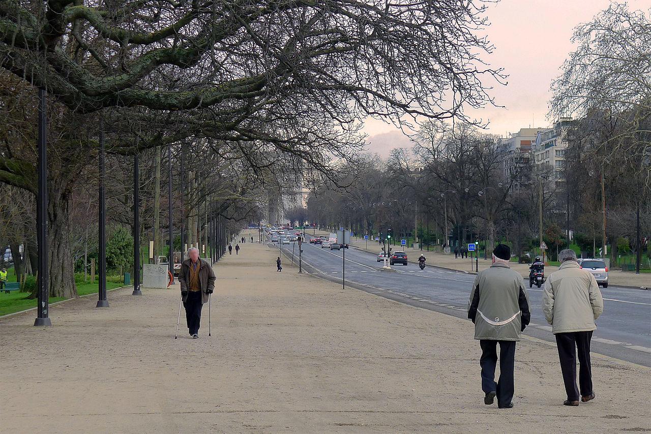 File:P1160216 Paris XVI avenue Foch rwk.jpg - Wikimedia Commons