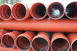 Безнапірні каналізаційні ПВХ труби