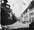 P Sinner - Wilhelmstraße in Tübingen, Anfang (19.Jh.).jpg
