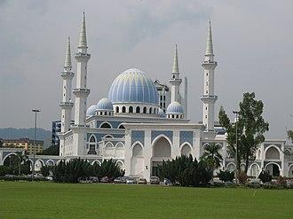 Kuantan - Pahang State Mosque