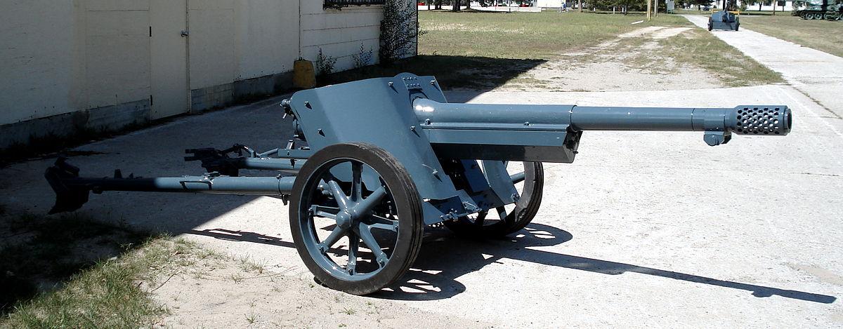 German 50 Mm Anti Tank Gun: Wikipedia, Wolna Encyklopedia
