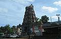 Palakkunnu Bhagavathy temple gopuram, Kasaragod1.jpg