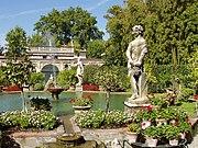 Palazzo Pfanner - garden