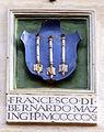 Palazzo del Podestà - Escutcheon XVII.jpg