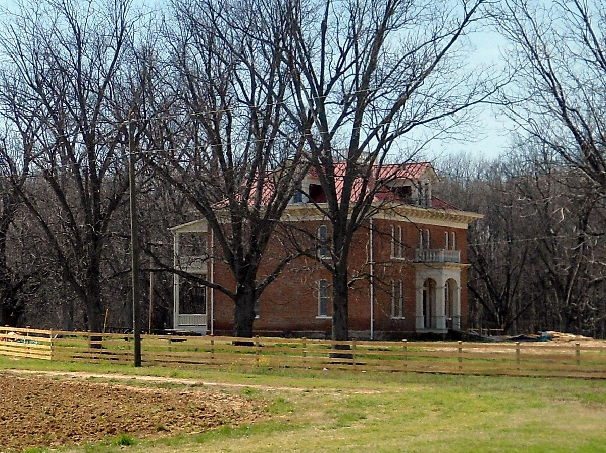Palmer House Blackton Arkansas Wikipedia