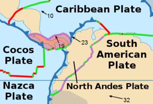 Panama Plate - Image: Panama Plate